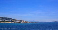 Панорама бухты Канн / Франция