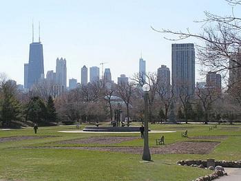 Lincoln park / США