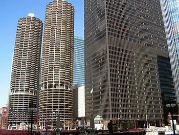 Marina Towers / США