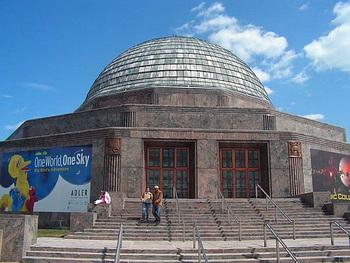 Астрономический музей и планетарий / США