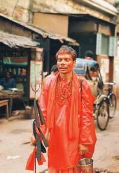 Житель города Пури / Индия