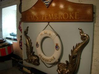 H.M.S. Pembroke / Великобритания