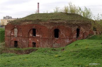 Сооружения в крепости / Белоруссия