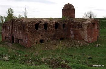 Форт с башенкой / Белоруссия