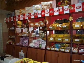 """В магазине """"Красный Пищевик"""" / Белоруссия"""