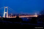 Вид на Босфор / Турция