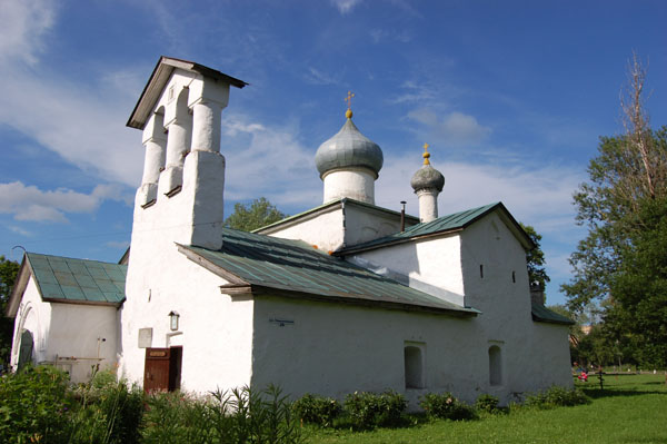 Церковь Нерукотворного образа, Псков / Фото из Латвии