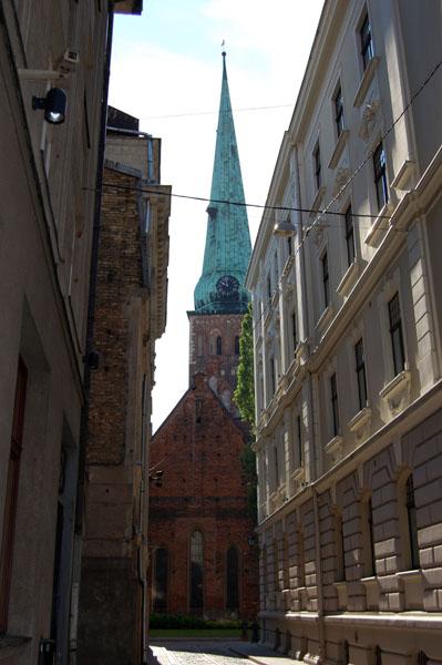 Собор Святого Екаба, Рига / Фото из Латвии