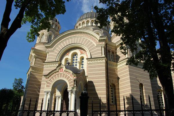Главный православный собор Риги / Фото из Латвии