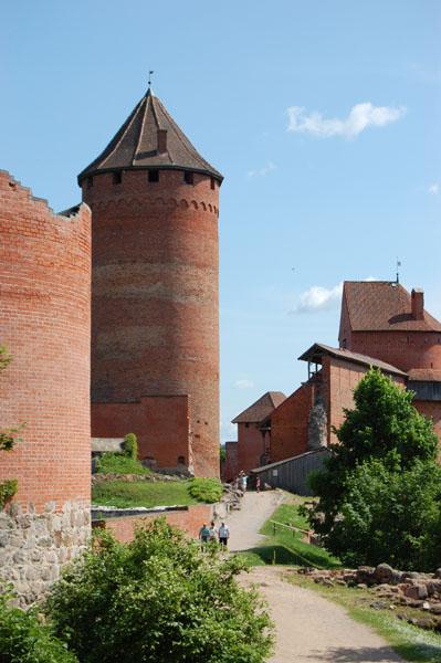 Турайдский замок / Фото из Латвии
