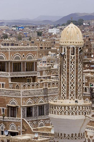 На Сану невозможно насмотреться, Йемен / Фото из Йемена