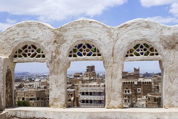 Виды города Сана - источник вдохновения для путешествия в Йемен / Фото из Йемена