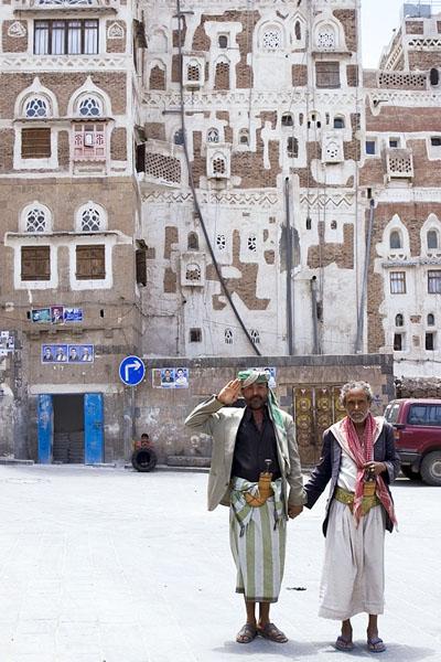 Йеменцы - люди открытые и готовые прийти на помощь / Фото из Йемена