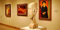 Музей Модильяни в Ливорно закрыт. // flickr.com