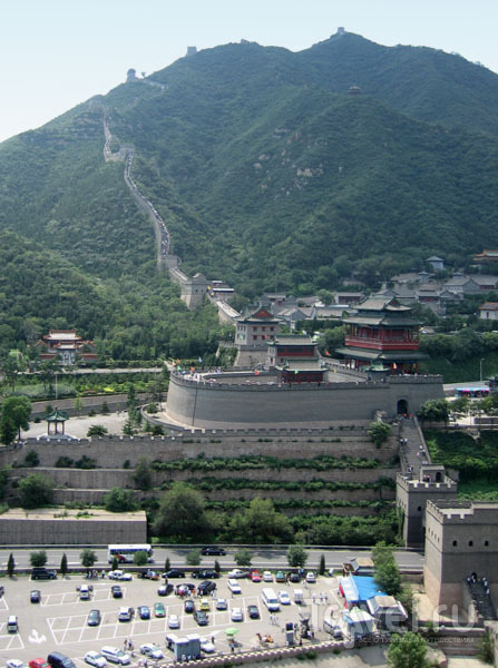 Великая Китайская стена / Фото из Китая