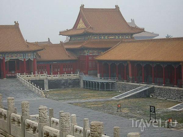 Запретный город - одна из важнейших достопримечательностей Пекина / Фото из Китая