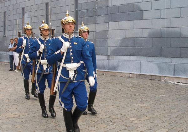 Церемония проводится по строго установленному порядку / Фото из Швеции
