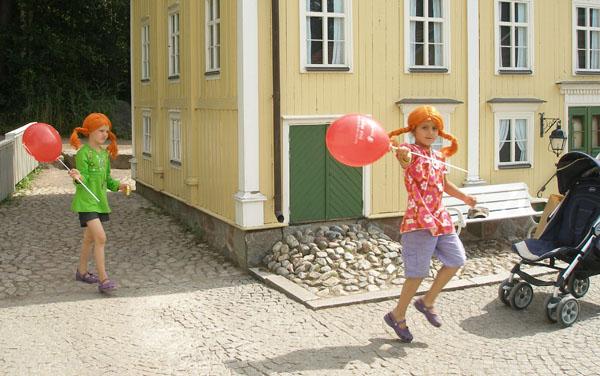 К многочисленным Пеппи привыкаешь быстро / Фото из Швеции