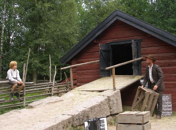 Утро Расмуса и Оскара / Фото из Швеции