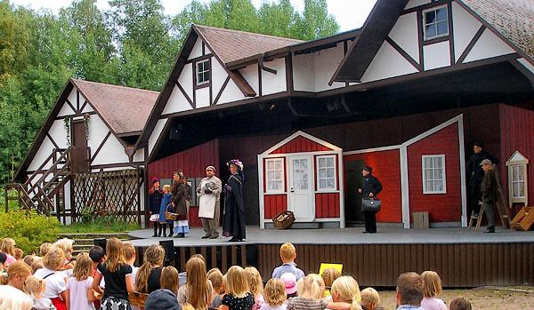 Музыкальное шоу никого не оставит равнодушным / Фото из Швеции