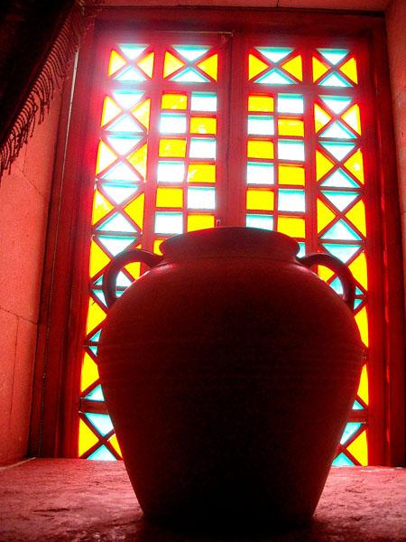 Экспонат в музее крепости Нарын-Кала, Дербент / Фото из России