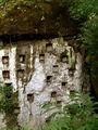 Скальные гробницы / Индонезия
