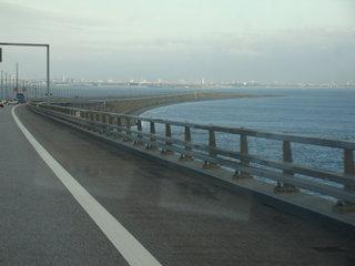 На Эресундском мосту / Швеция