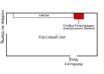 Москва, Павелецкий вокзал