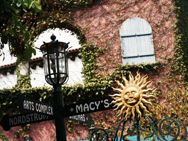 Санта-Барбара - на редкость очаровательный город / Фото из США