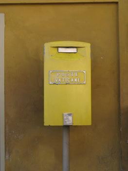 Почтовый ящик / Ватикан