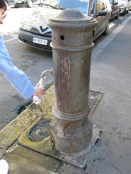 Фонтан с питьевой водой / Ватикан