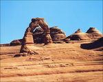 Слоистые стены каньонов / США