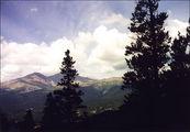 Скалистые горы / США