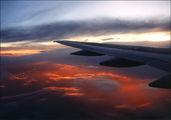 В самолете / США