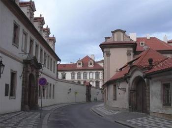 Вальдштейнская улица / Чехия