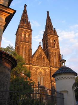 Церковь Святых Петра и Павла / Чехия