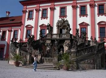 Тройский замок / Чехия