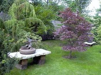 Японский садик / Чехия
