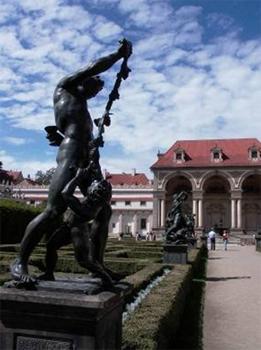 Сады Вальдштейнского дворца / Чехия