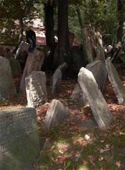 Старое еврейское кладбище / Чехия