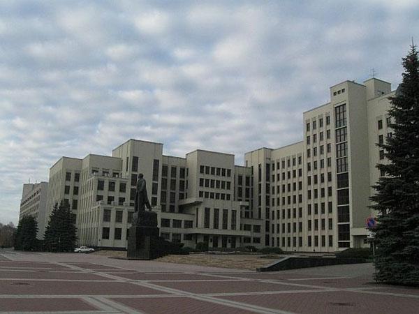 Дом правительства, Минск / Фото из Белоруссии