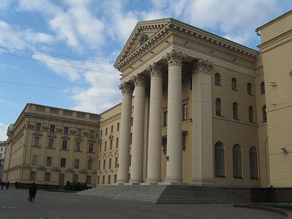 Каждое здание - достопримечательность, Минск / Фото из Белоруссии