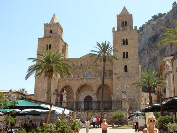 Кафедральный собор Чефалу, Сицилия / Фото из Италии