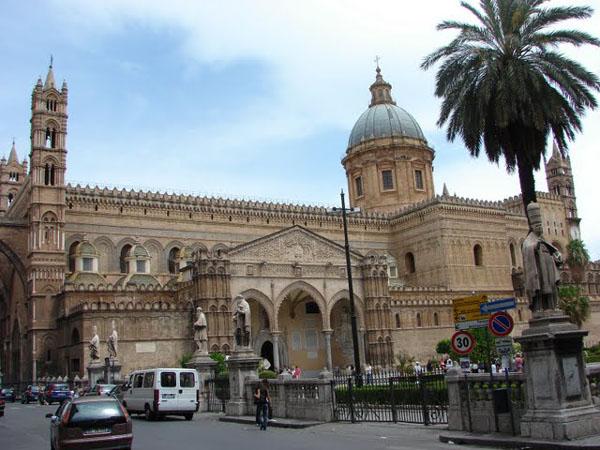 Кафедральный собор Палермо, Сицилия / Фото из Италии