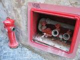 Пожарный гидрант / Италия