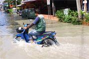 Уровень воды / Таиланд