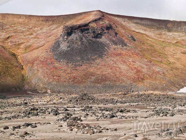 В кальдере вулкана Горелого / Фото из России