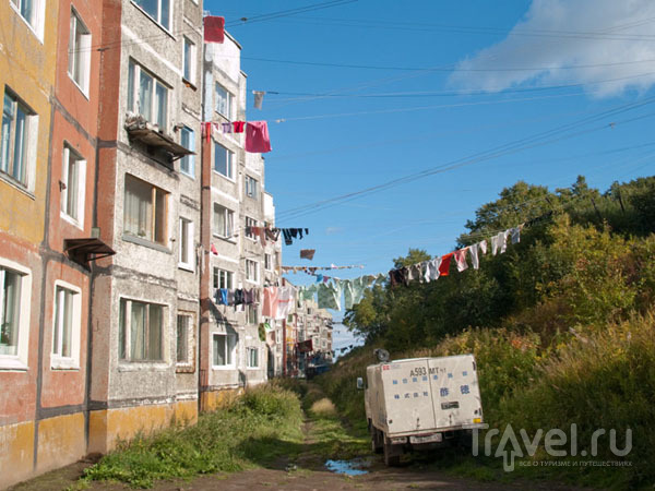 Спальный район Петропавловска-Камчатского / Фото из России