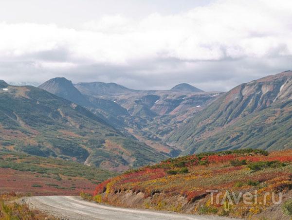 Осень в горах Камчатки / Фото из России