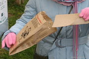 Пакет с лопаточкой / Чехия